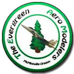 The Evergreen Aero Modelers logo
